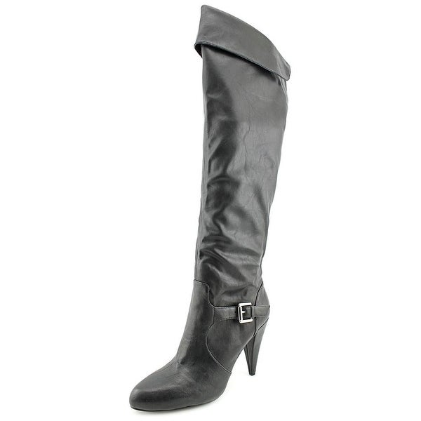 INC International Concepts Tessa Women Round Toe Synthetic Knee High Boot