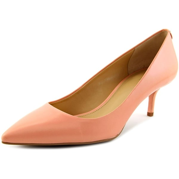 80a5405b551 Shop Michael Michael Kors MK Flex Kitten Pump Pink Pumps - Free ...