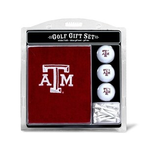 Texas A&M University Embroidered Towel Gift Set