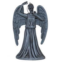 """Doctor Who 4"""" Weeping Angel Holiday Ornament"""