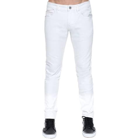 Rocker Slim Premium Stretch-White