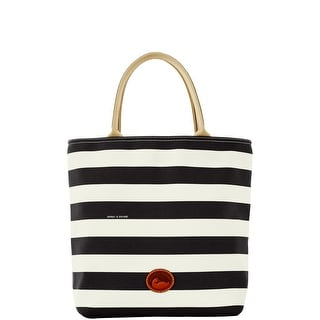 Dooney & Bourke Rugby Everyday Tote (Introduced by Dooney & Bourke at $168 in Mar 2015) - Black