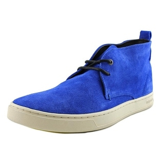 Diesel Drive Time Men Round Toe Suede Sneakers