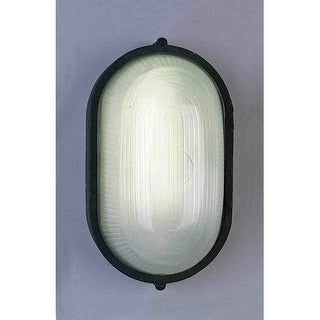 "Volume Lighting V6880 Nautical, Energy Saving Outdoor 1 Light 11"" Height Outdoor"