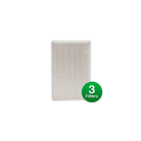 Replacement For Honeywell Type R HEPA Air Purifier Filter - 3 Pack