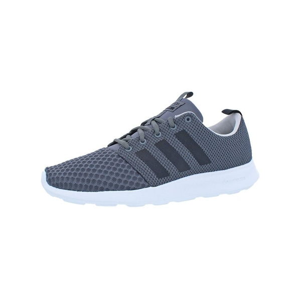 7afc098a4fa65 adidas NEO Mens Cloudfoam Swift Racer Running Shoes Lightweight Athleisure