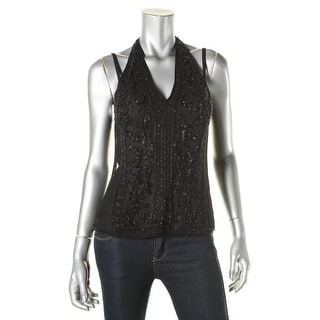 Polo Ralph Lauren Womens Dress Top T-Back Beaded|https://ak1.ostkcdn.com/images/products/is/images/direct/d83d783f2e81fe2054546707f50fab47a3b0a364/Polo-Ralph-Lauren-Womens-Dress-Top-T-Back-Beaded.jpg?impolicy=medium