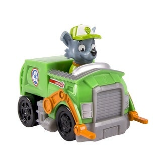 Paw Patrol Racers: Rocky's Recycling Truck - Multi