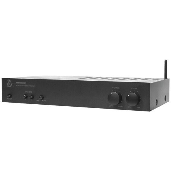 PYLE PRO PAMP2000BT 240-Watt Bluetooth(R) Digital Power Amp