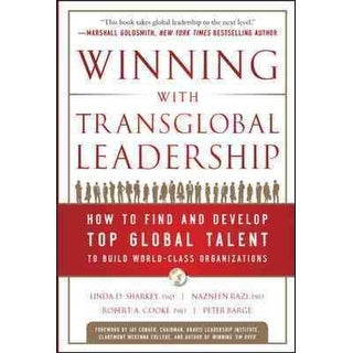 Winning With Transglobal Leadership - Robert A. Cooke, Peter A. Barge, et al.