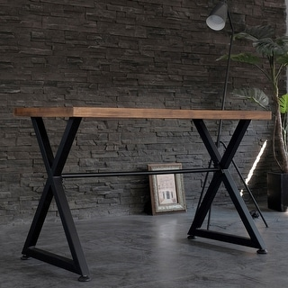 Link to Carbon Loft Fowler Industrial Computer Desk Table Similar Items in Computer Desks