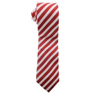 Zara Mens Striped Classic Neck Tie - M