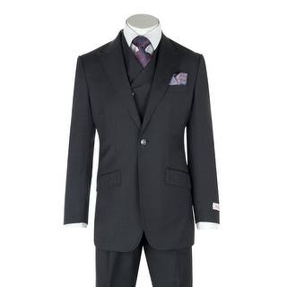 San Giovesse Gray Wide Leg, Pure Wool Suit & Vest by Tiglio Rosso https://ak1.ostkcdn.com/images/products/is/images/direct/d841a8db52034de61123fa11762f9909a775eb5b/San-Giovesse-Gray-Wide-Leg%2C-Pure-Wool-Suit-%26-Vest-by-Tiglio-Rosso.jpg?impolicy=medium
