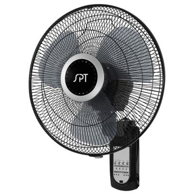 16 inch Wall Mount Fan with Remote Control