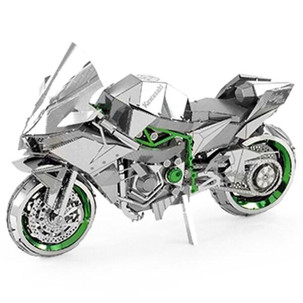 Metal Earth H2R Kawasaki Ninja 3D Laser Cut DIY Model