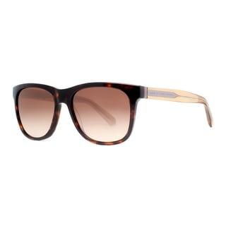 MARC BY MARC JACOBS Wayfarer MMJ 360/N/S Unisex 5WY HA Dark Havana Brown Brown Sunglasses - 54mm-17mm-140mm
