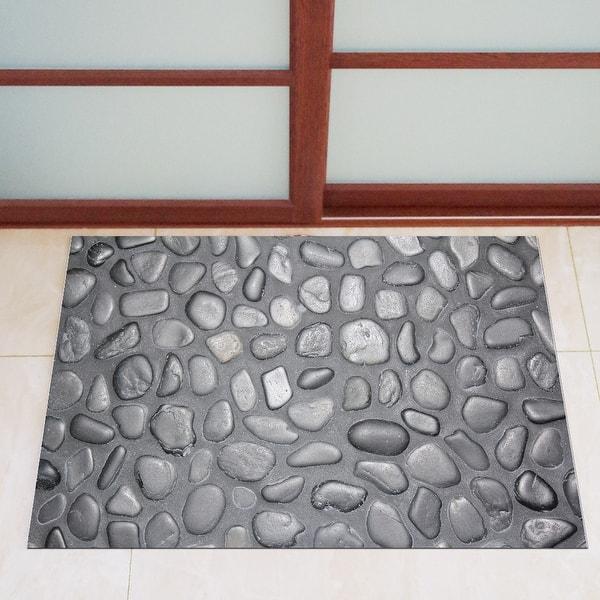Rubber Indoor Outdoor Floor Rug