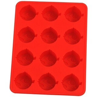 Ghostbusters Logo Silicone Ice Cube Tray - Multi