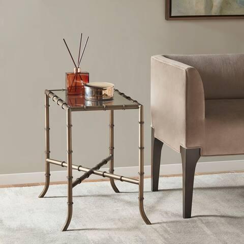 Martha Stewart Haviland Antique Bronze Accent Table