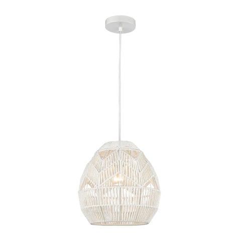 Boho 1-Light Mini Pendant