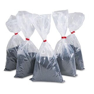 Rcp BS25 Sand for Urns Black 5 5-lb. Bags/Carton