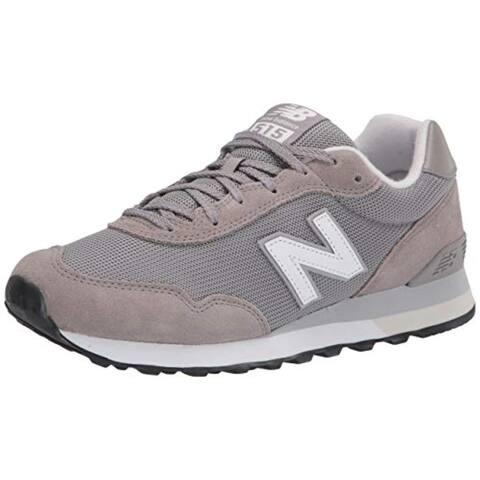 New Balance mens 515 V3 Sneaker, Marblehead/Munsell White/Silver Mink
