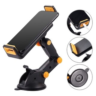 Universal Car Dash Mount Holder for 11 in iPad, Tablet, Mobile Phone