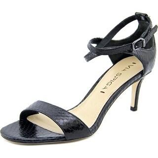 Via Spiga Leesa 2 Open Toe Leather Sandals