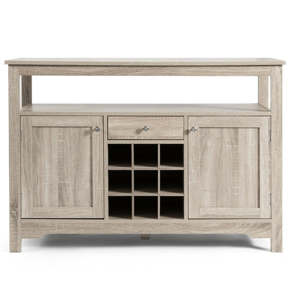Buffet Server Sideboard Wine Cabinet Console. Opens flyout.