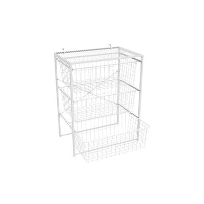 ClosetMaid Wire 3-Drawer Organizer