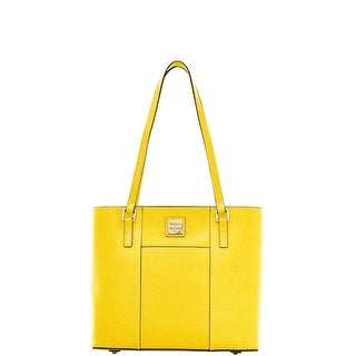 Dooney & Bourke Saffiano Small Lexington (Introduced by Dooney & Bourke at $228 in Oct 2014) - Yellow