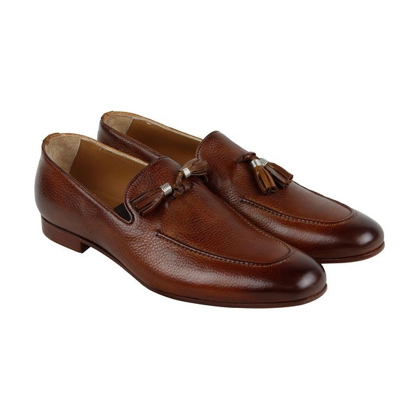 Kenneth Cole New York Donovan Loafer Mens Brown Casual Dress Loafers Shoes