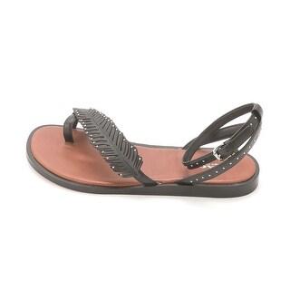Coach Women's Beach Ankle Strap Sandal