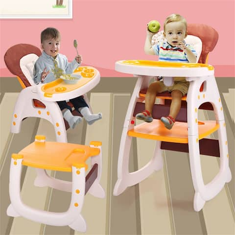 Doll Dining Chair-Yellow - 8' x 10'