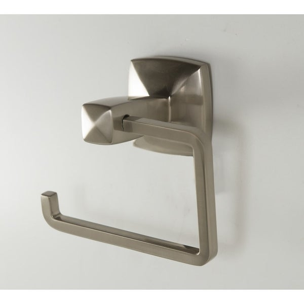 Shop Design House 580837 Perth Wall Mounted Single Post Toilet Paper