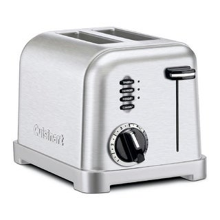Link to Cuisinart 2 Slice Metal Classic Toaster - Brushed Chrome Similar Items in Kitchen Appliances