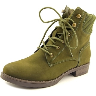 American Rag Swidler Round Toe Synthetic Boot