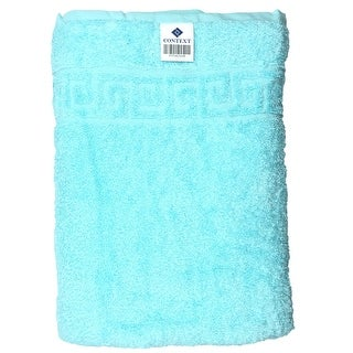 "Context 2-Pack Bath Towel Set, Super Soft 28"" x 55"""