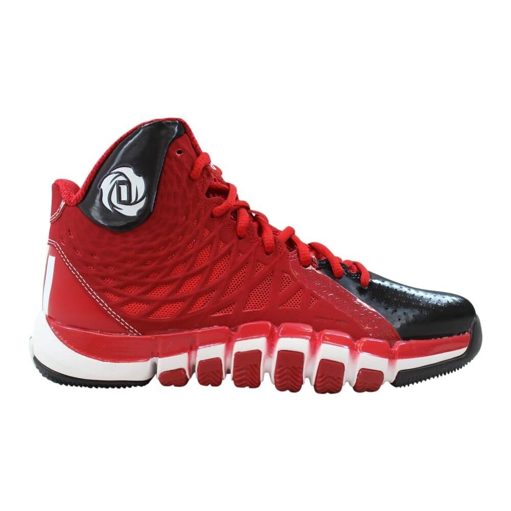 Adidas D Rose 773 II University Red
