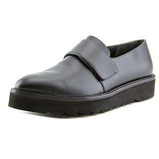 Vince Ames Women Apron Toe Leather Oxford