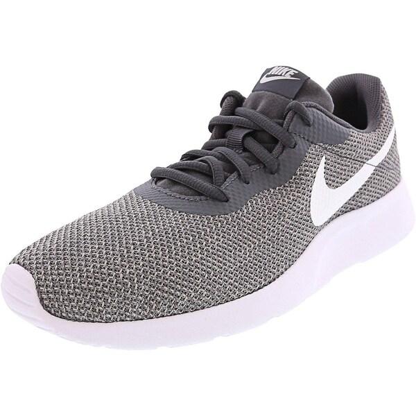Shop Nike Tanjun SE Women's Shoe (Dark GreyWhite, Size 9 M