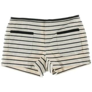 Rachel Rachel Roy Womens Knit Striped Shorts