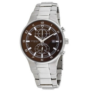 Kenneth Cole Men's Classic Red Dial Watch