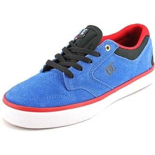 DC Shoes Argosy Vulc Round Toe Leather Skate Shoe