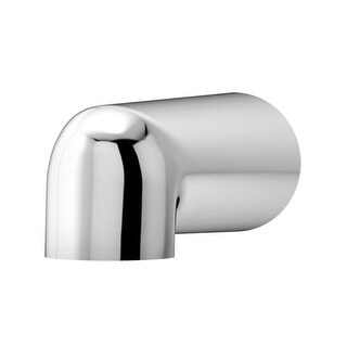 "Symmons 67 Non-Diverter 7"" Wall Mounted Tub Spout - satin nickel"