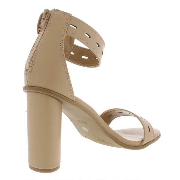 Bar III Womens Breeanne Cut-Out Ankle Strap Dress Sandals