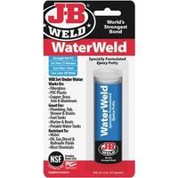 J-B Weld 2Oz Water Weld Epoxy 8277 Unit: EACH