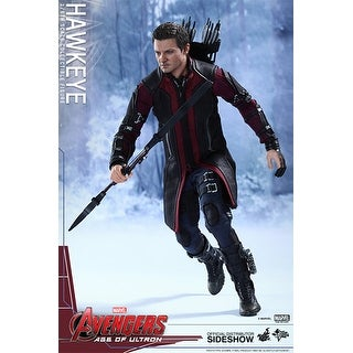 Avengers Age of Ultron Hot Toys 1/6 Movie Masterpiece Action Figure Hawkeye - multi