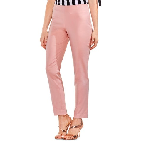 Vince Camuto Womens Straight Leg Pants Ankle Office