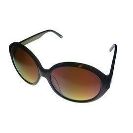 William Rast Womens Sunglass Modified Round Fashion Plastic WRS 2030 Tortoise, Gradient